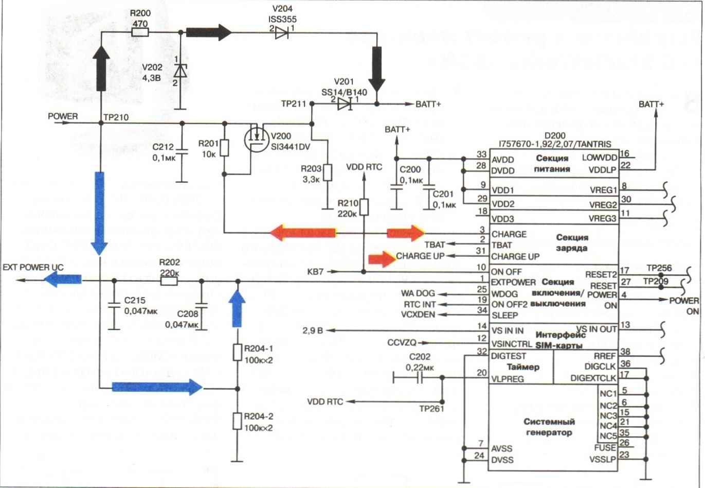 Схема зарядки для шуруповерта 14.4